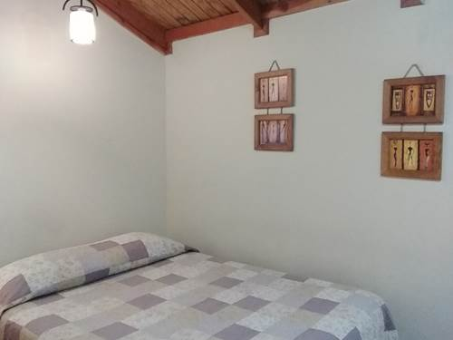 Habitación Matrimonial Económica Baño privado